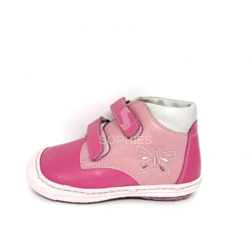 Asso kislány félcipő pink (24)