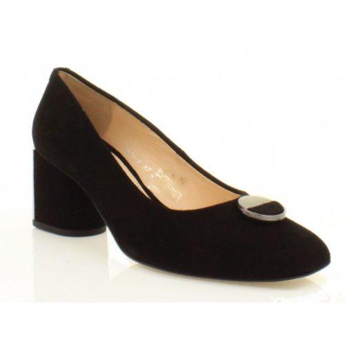 BALDACCINI Fekete velúr színű cipő
