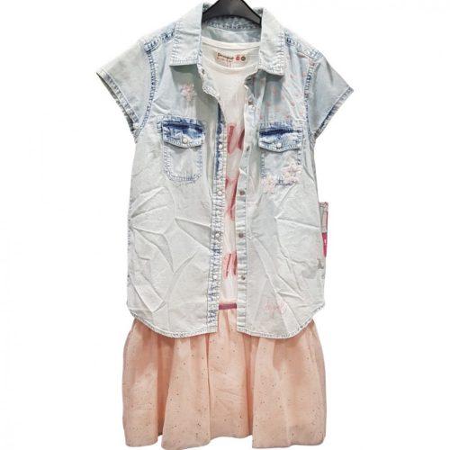 Desigual 2 részes nyári ruha(11-12 év/146-152 cm)