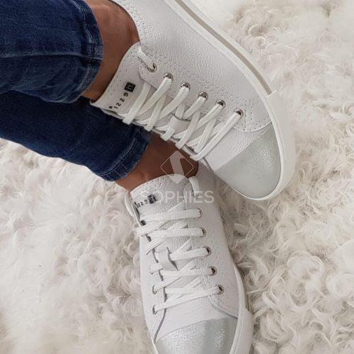 Fehér Nessi sportcipő