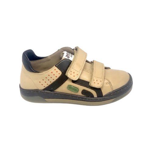 Asso tépőzáras bőr fiú cipő(25-30)