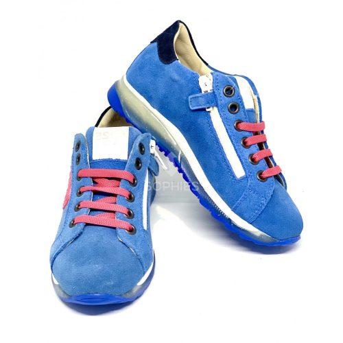 Asso lány kék sneaker