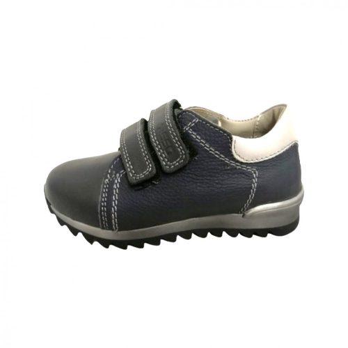 Asso sötétkék fiú cipő