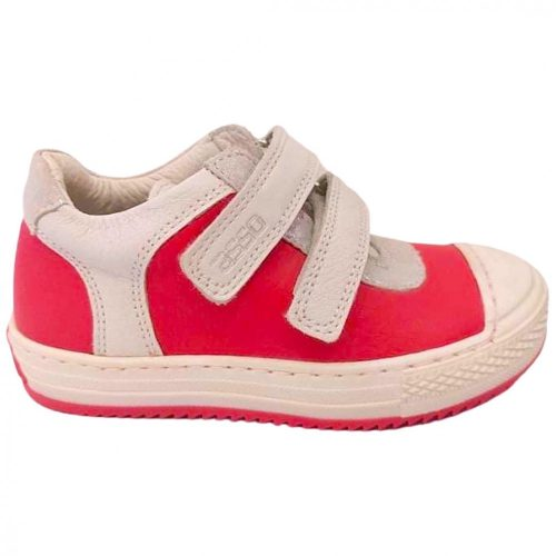 Asso piros két tépőzáras lány cipő