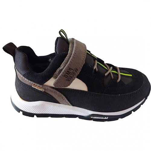 Primigi Fekete Gore-Tex-es fiú Sport Cipő