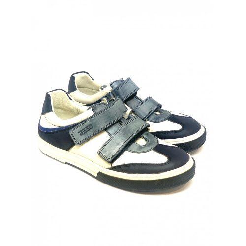 Asso fiú tépőzáras cipő(31-35)