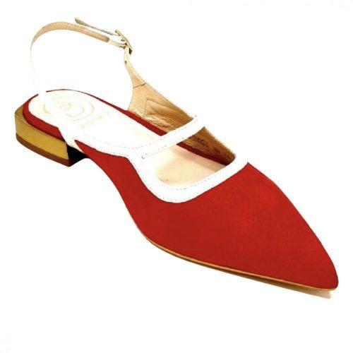Baldowski piros szandálcipő(36-40)