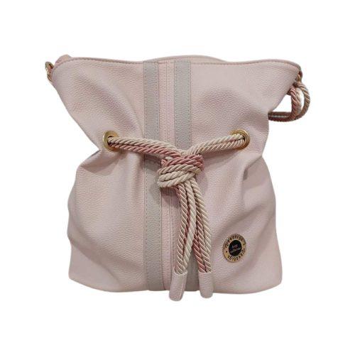 Prestige púder színű  táska