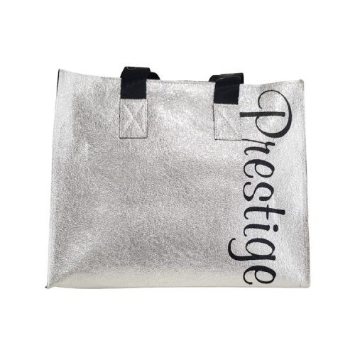 Prestige ezüst táska