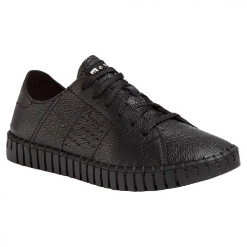Nessi fekete sportcipő (36-40)