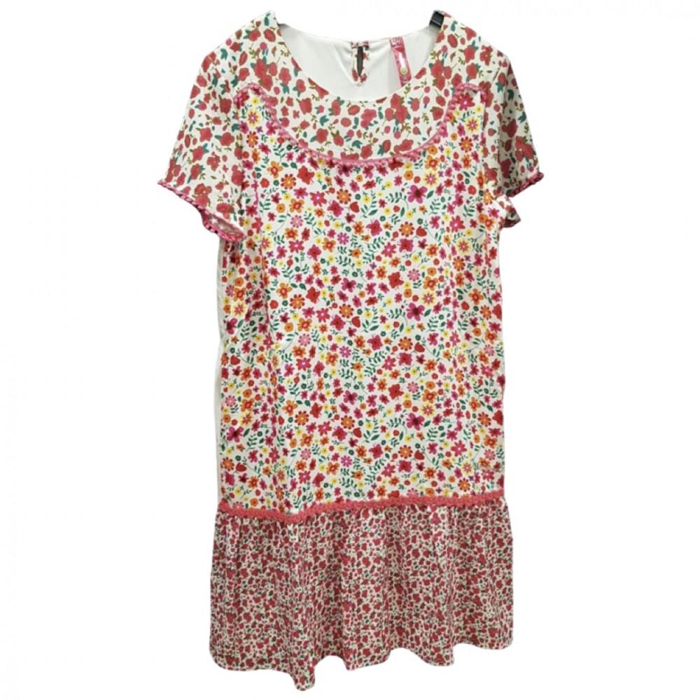 Desigual lenge virágos nyári ruha